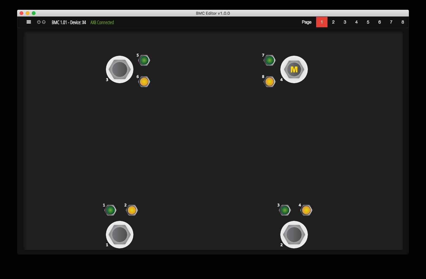 Badass MIDI Controller (BMC) - Open Source Library for